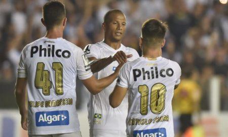 Jogador do Santos