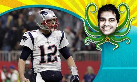 Tom Brady dos New England Patriots