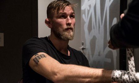 Alexander Gustafsson é lutador dos meio-pesados do UFC