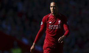 Virgil van Dijk do Liverpool