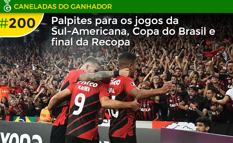 Athletico-PR x River Plate