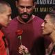 Jéssica Andrade encara Rose Namajunas antes do UFC 237