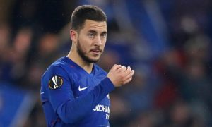 Eden Hazard do Chelsea