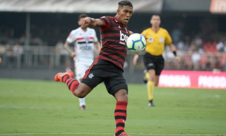Jogador do Flamengo