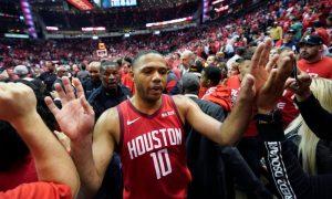 Eric Gordon dos Houston Rockets