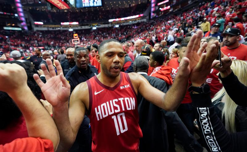 Eric Gordon dos Houston Rockets