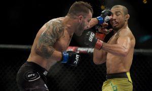 José Aldo foi derrotado por Alexander Volkanovski na decisão dos juízes pelo UFC 237