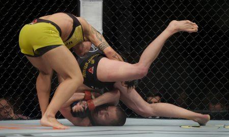 Jéssica Andrade nocauteou Rose Namajunas na luta principal do UFC 237