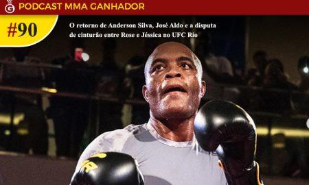 Podcast MMA Ganhador #90