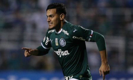Gustavo Gómez do Palmeiras