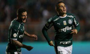 Raphael Veiga do Palmeiras