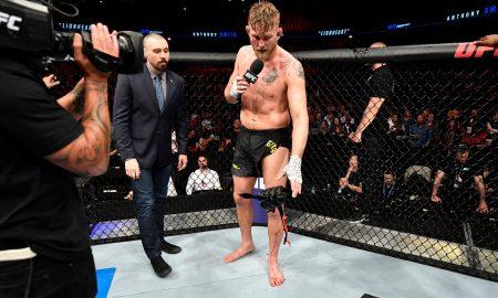 Alexander Gustafsson anunciou aposentadoria do MMA após o UFC Estocolmo