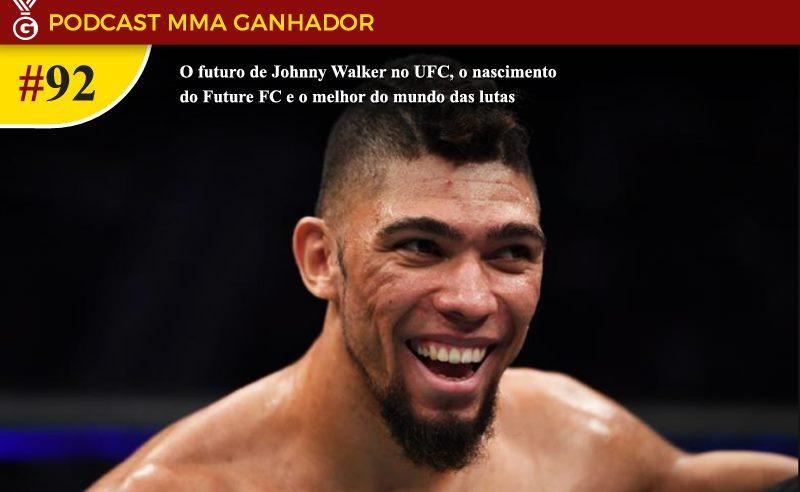 Johnny Walker é lutador meio-pesado do UFC