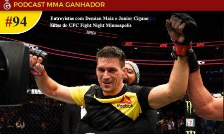 Podcast MMA Ganhador #94