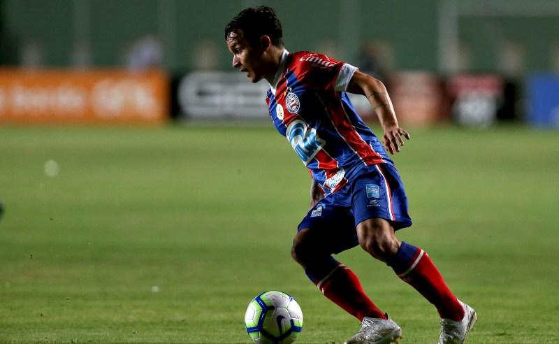 Jogador do Bahia