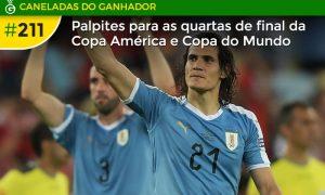 Uruguai x Peru