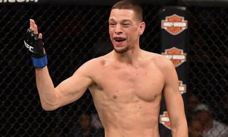 Nate Diaz é um dos lutadores mais populares do UFC