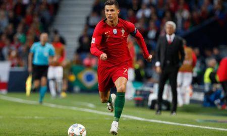 Cristiano Ronaldo da Seleção Portuguesa