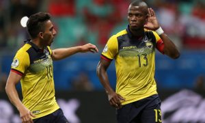 Enner Valencia do Equador