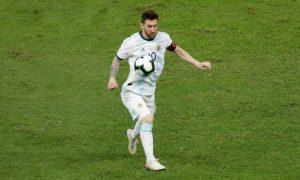 Lionel Messi da Seleção Argentina