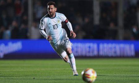 Lionel Messi da Argentina