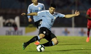Luis Suarez do Uruguai