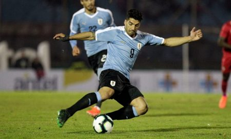 Luis Suarez do Uruguai