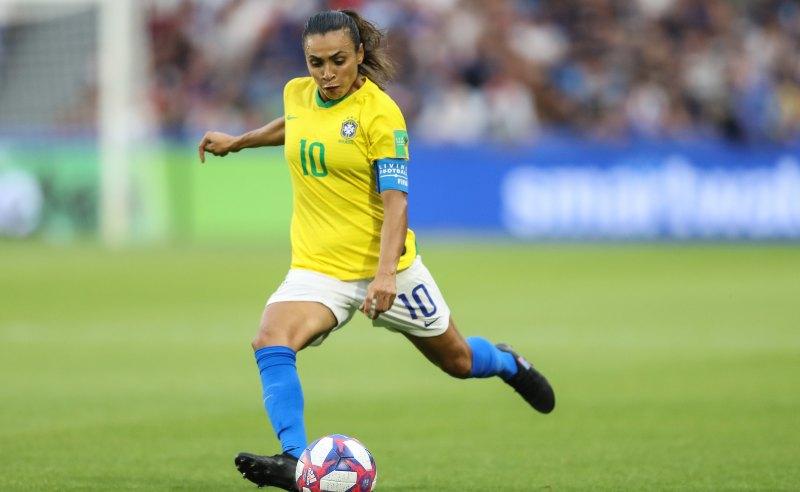 Marta da Seleção Brasileira
