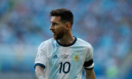 Messi da Argentina