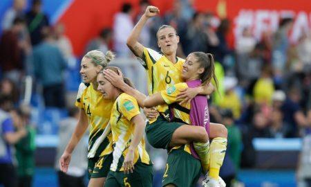 Chloe Logarzo da Seleção Australiana