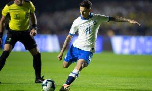 Jogador da Seleção Brasileira