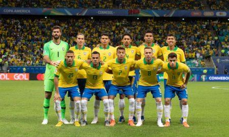 Formação da Seleção Brasileira