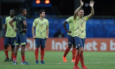 Santiago Arias da Seleção Colombiana