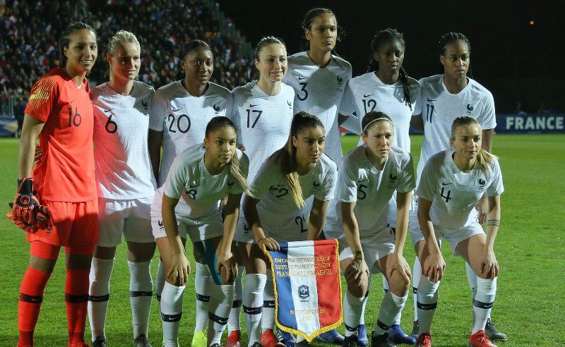 Seleção Francesa Feminina