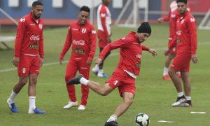 Paolo Guerrero da Seleção Peruana