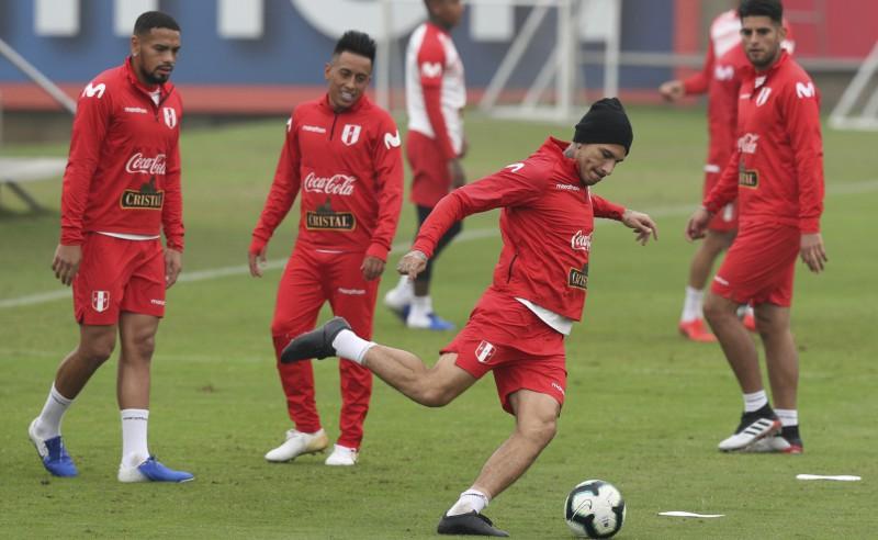 Seleção Peruana