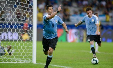 Luis Suarez da Seleção Uruguaia