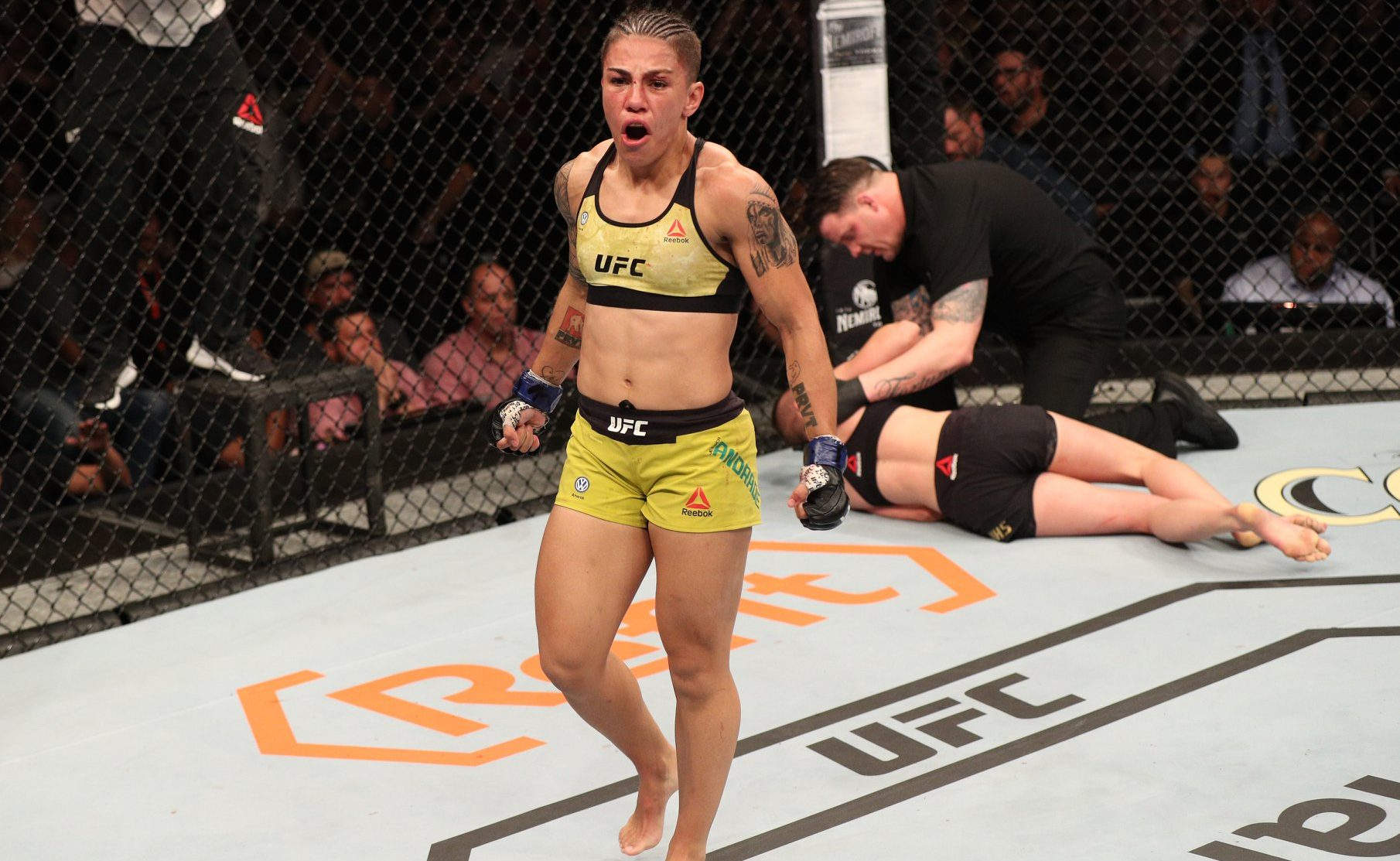 UFC China: Jéssica Andrade x Wheili Zhang
