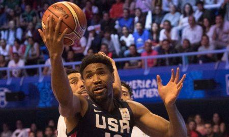 Kevin Jones da Seleção dos EUA de Basquete