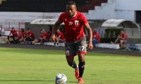 Jogador do Botafogo-SP