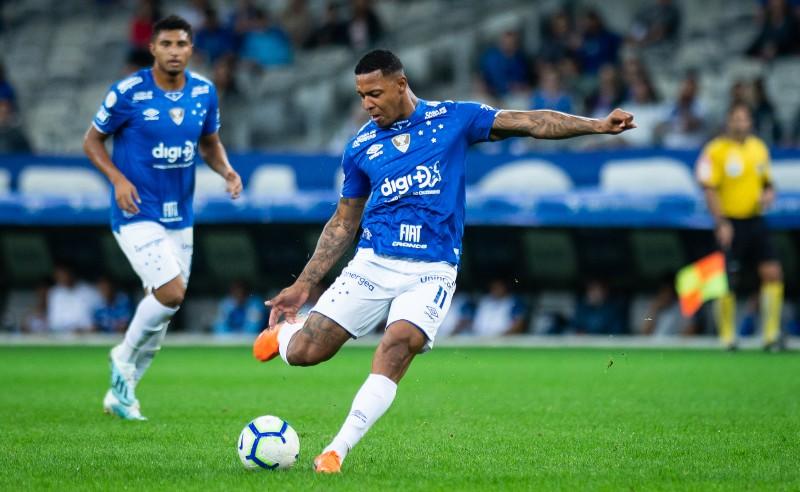 Jogadores do Cruzeiro