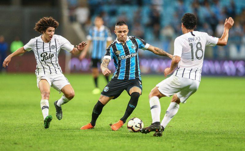 Grêmio x Libertad pela Libertadores 2019