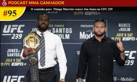 Podcast MMA Ganhador 95