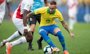 Everton da Seleção Brasileira