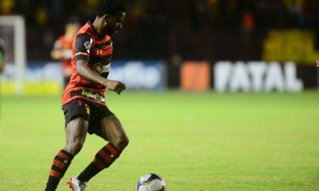 Jogador do Sport Recife