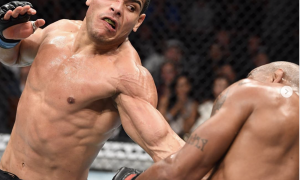 Paulo Borrachinha x Yoel Romero no UFC 241