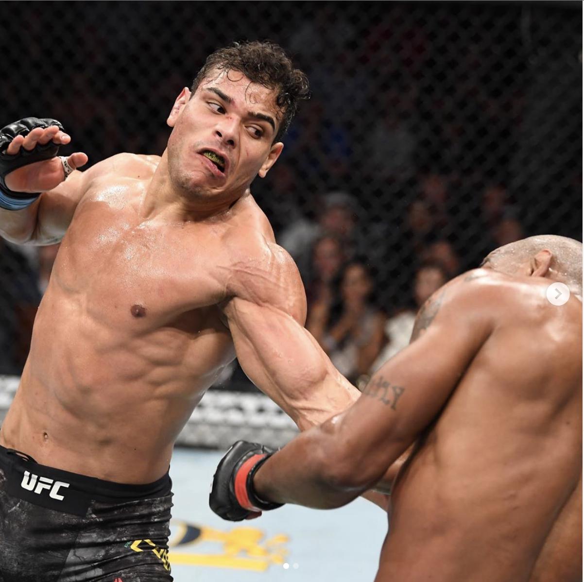 Paulo Borrachinha x Yoel Romero no UFC 241
