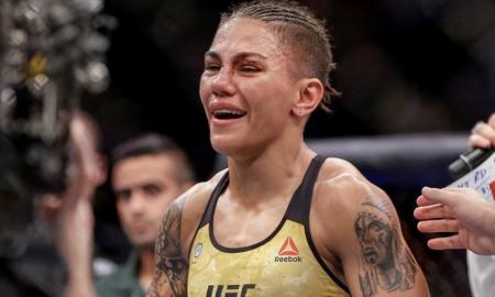 Jéssica Andrade é campeã peso palha do UFC