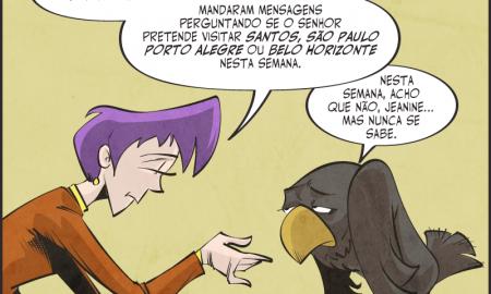 Os efeitos da passagem do corvo pelo futebol brasileiro