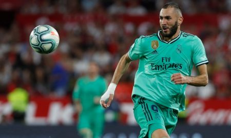 Benzema do Real Madrid